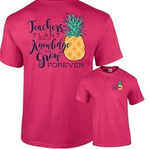 Southernology Teachers Graphic T-Shirt